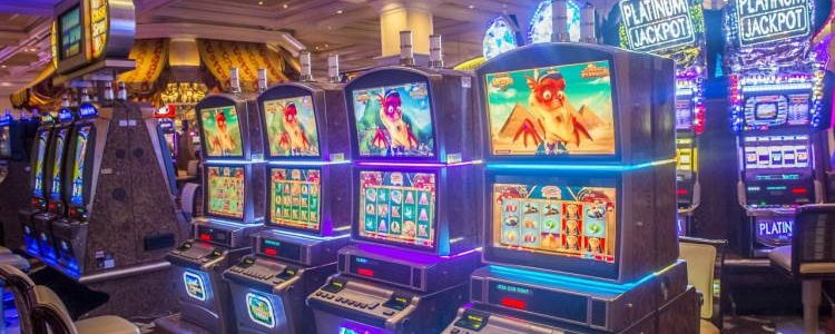 Most popular casino slots: entertainment available these days to everyone