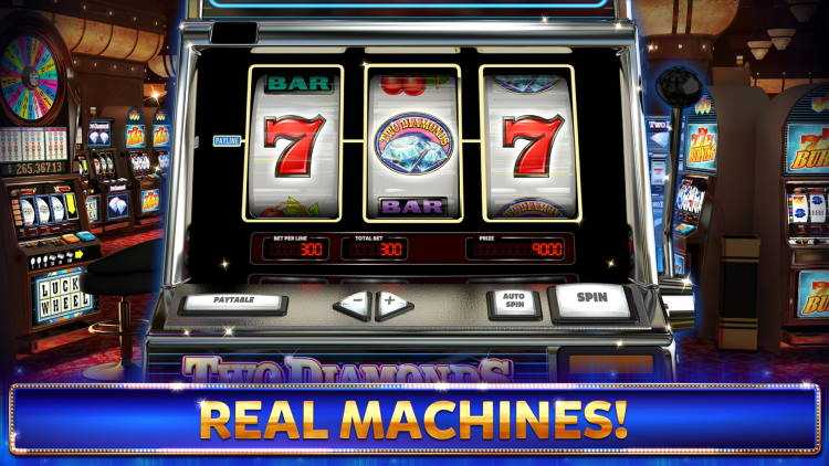 Most popular online slots with special bonus options and jackpots